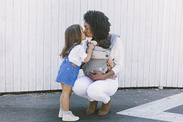 One of your most important baby soothing tools – your baby carrier
